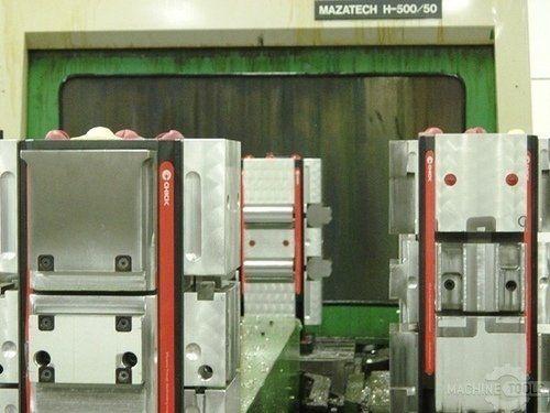 CNC centru de prelucrare orizontal MAZAK MAZATECH H-500/50 1989