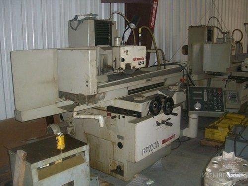 Máquina de superfície de moagem OKAMOTO PSG-124 1990