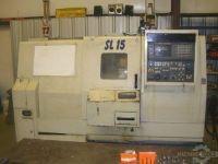 CNC-Drehmaschine MORI SEIKI SL-15 MC