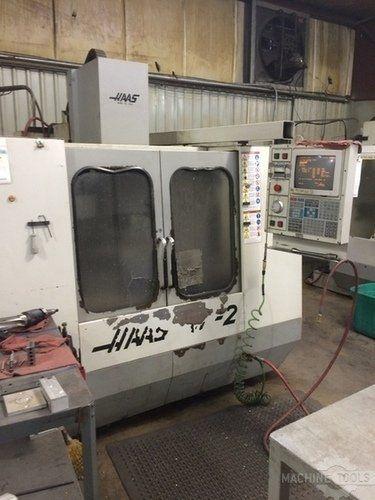 CNC de prelucrare vertical HAAS VF-2 1994