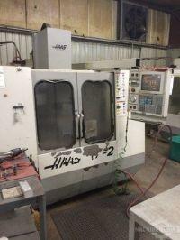 CNC verticaal bewerkingscentrum HAAS VF-2