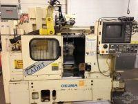 CNC τόρνο OKUMA LNC-8G GANTRY
