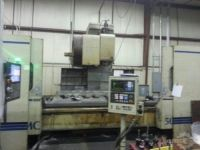 CNC Vertical Machining Center KOMO VMC-50/120