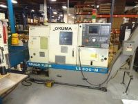 CNC-sorvi OKUMA SPACE TURN LB 300 M