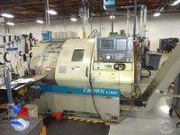 CNC-Drehmaschine OKUMA CROWN L 1060 BB