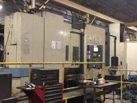 CNC vaaka työstökeskus OKK HM 100 S