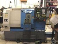 CNC τόρνο HYUNDAI HIT-160