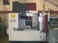 Vertikal CNC Fräszentrum OKK VM-5 III