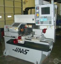 Токарный станок с ЧПУ (CNC) HAAS TL-1