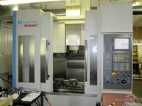 Vertikal CNC Fräszentrum HARDINGE Bridgeport VMC-760XP3