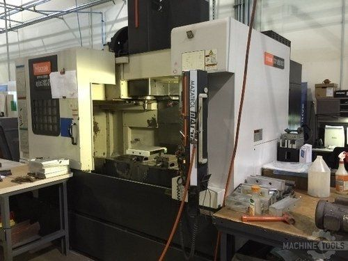 CNC Vertical Machining Center MAZAK NEXUS 510 C-II 2007