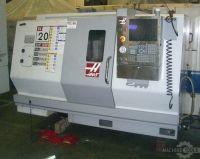 Токарный станок с ЧПУ (CNC) HAAS SL-20 TM