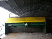 Cisalhamento guilhotina hidráulica HERA HSS IV 5080/6 MM
