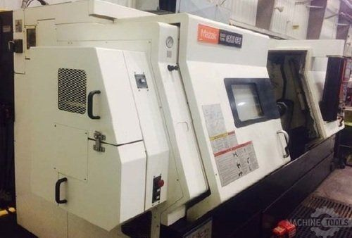 Torno CNC MAZAK QUICK TURN NEXUS 450-II 2010