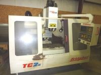 CNC verticaal bewerkingscentrum BRIDGEPORT TORQ-CUT TC 2G