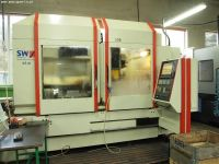 Vertikal CNC Fräszentrum Schwabische Werkzeugmaschinen BA 18