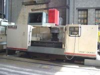 CNC centro de usinagem vertical CINCINNATI LANCER VMC-2000
