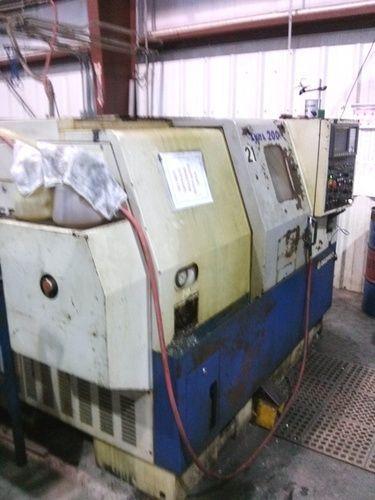 CNC soustruh DAEWOO LYNX 200 C 2000