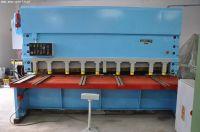 NC Hydraulic Guillotine Shear STROJARNE PIESOK NTA 3150/10A