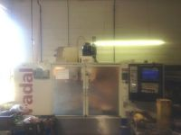 CNC Vertical Machining Center FADAL VMC-4020