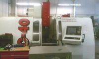 CNC vertikal fleroperationsmaskin FRYER MC-40