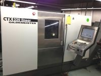 Torno CNC Gildemeister CTX-320 LINEAR