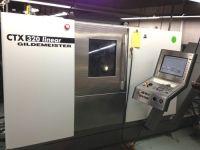 CNC-Drehmaschine Gildemeister CTX-320 LINEAR