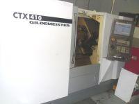 CNC eszterga Gildemeister CTX-410