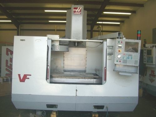 CNC centro de usinagem vertical HAAS VF-3 2000