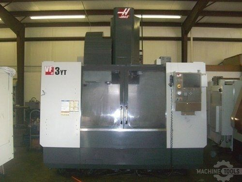 CNC Vertical Machining Center HAAS VF-3 YT/50 2010