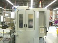 CNC κάθετο κέντρο κατεργασίας HARDINGE Bridgeport GX 480 APC