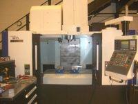 CNC függőleges megmunkáló központ HYUNDAI WIA F 500