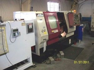 CNC-Drehmaschine JOHNFORD TC-20 MC 1996