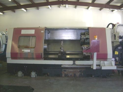 Torno CNC JOHNFORD TC-75 1996