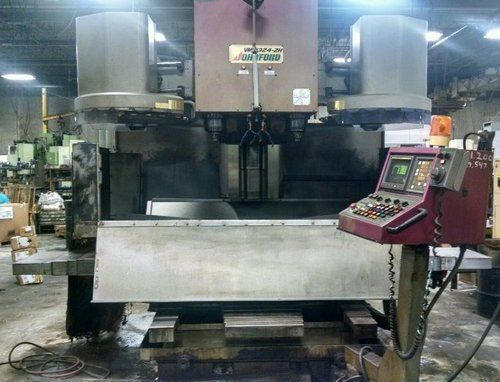 CNC Vertical Machining Center JOHNFORD VMC-1324-2H 1993