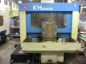 CNC centru de prelucrare orizontal KIA KH-40 B 1994