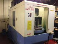 CNC centro de usinagem horizontal KIRA KN-40 HB