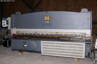 NC Hydraulic Guillotine Shear HACO HSLX 6/3050