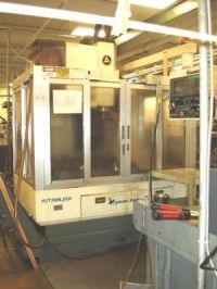 CNC Vertical Machining Center KITAMURA MYCENTER 2X