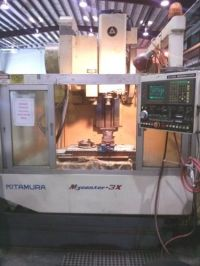 CNC Vertical Machining Center KITAMURA MYCENTER 3X APC