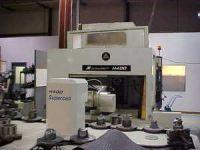 Horizontales CNC-Fräszentrum KITAMURA MYCENTER H 400