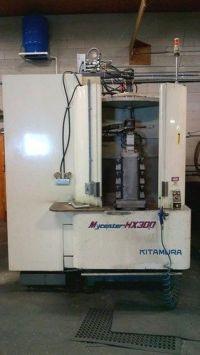 Horizontales CNC-Fräszentrum KITAMURA MYCENTER HX 300