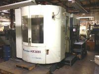 CNC vaaka työstökeskus KITAMURA MYCENTER HX 500 I