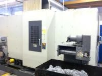 CNC Horizontal Machining Center KIWA KH-45