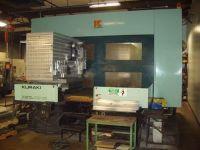 CNC vaaka työstökeskus KURAKI KHM-125