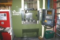 CNC centro de usinagem vertical MAKINO HYPER 5