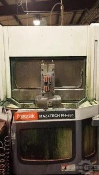 CNC Horizontal Machining Center MAZAK FH-480