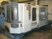 CNC Horizontal Machining Center MAZAK HTC-400