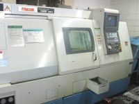 CNC Lathe MAZAK SUPER QUICK TURN 15 MS MARK II
