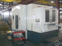 CNC Horizontal Machining Center MITSUBISHI M-H 4 B